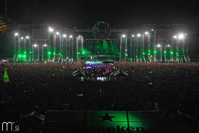 Ultra Europe 2014 - 2. dan