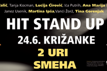 Hit Stand Up - 24.6., Križanke - thumbnail
