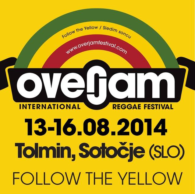 Overjam International Reggae Festival