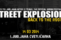 Street Explosion »Back to the Roots« v Cvetki