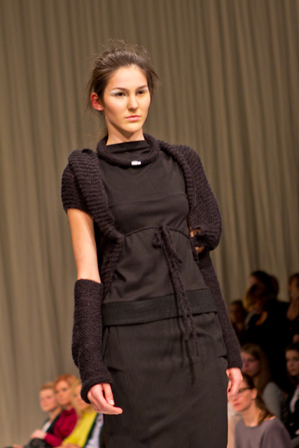 Philips Fashion Week: 1. dan (modna revija mladih talentov)