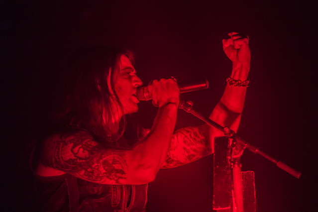 Satyricon, Chthonic in Condemnatio Cristi