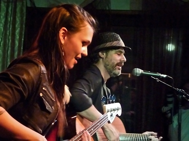 Richie Kotzen v Bluesiana Rock Cafe