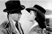 Casablanca - Humprey Bogard in Ingrid Bergman - thumbnail