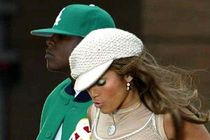JLo na snemanju spota Jenny from the block - thumbnail