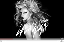 Lady Gaga - Born This Way / vir: YouTube - thumbnail