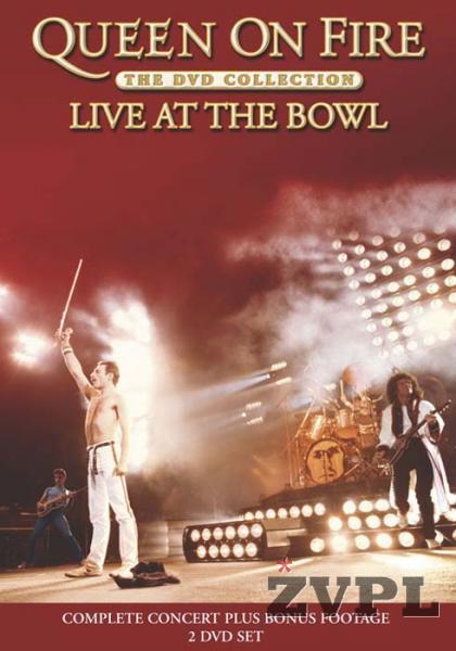 Queen on fire - Live at the Bowl