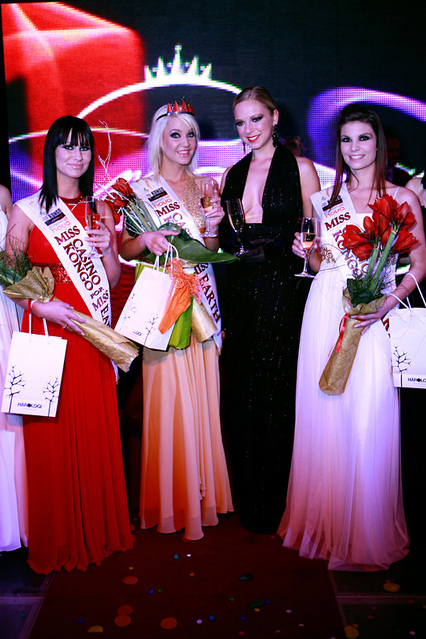 Miss Casino Kongo za Miss Earth 2010 je Ines Draganovič