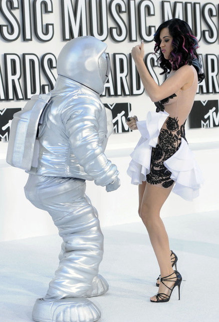 Katy Perry na 2010 MTV VMA-jih