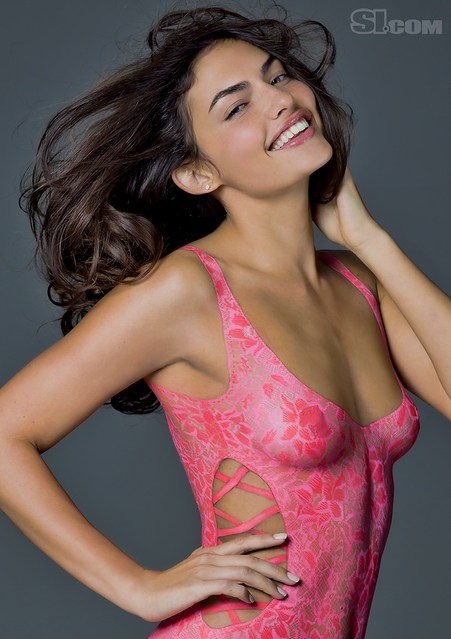 Alyssa Miller body paint - Sports Illustrated Swimsuit 2011