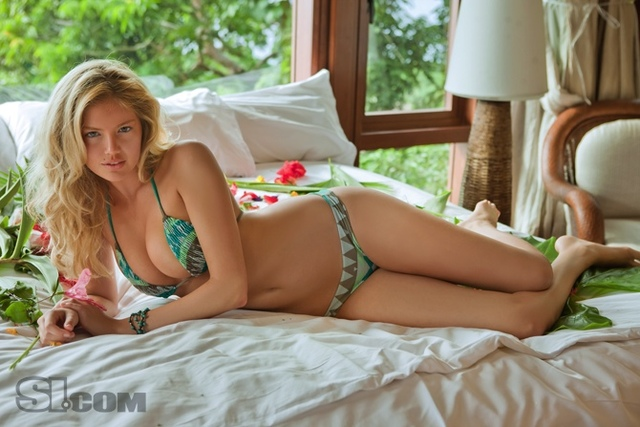 Kate Upton v kopalkah - Sports Illustrated Swimsuit 2011