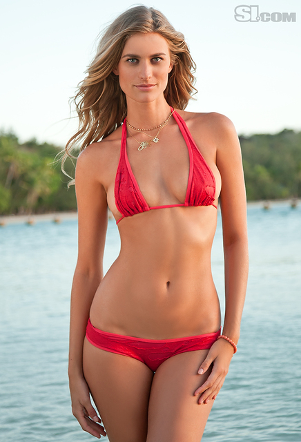 Julie Henderson v kopalkah - Sports Illustrated Swimsuit 2011