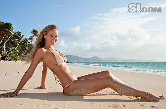 Genevieve Morton v kopalkah - Sports Illustrated Swimsuit 2011