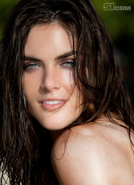 Hilary Rhoda v kopalkah - Sports Illustrated Swimsuit 2011