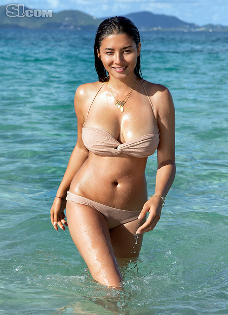 Jessica Gomez v kopalkah - Sports Illustrated Swimsuit 2011