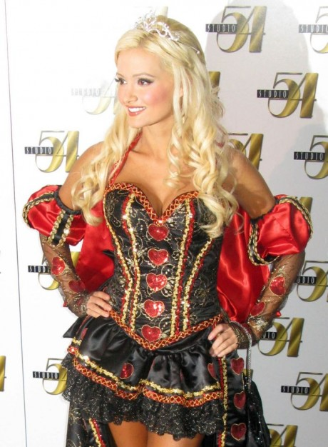 Holly Madison za noč čarovnic 2009