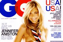 Jennifer Aniston gola v GQ-ju - thumbnail