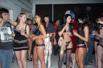 Playboy Lingerie Party / vir: twitpic.com - thumbnail